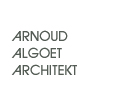 Arnoud Algoet Architect - ga verder in de website